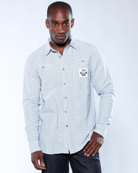 DJP OUTLET - Buzzing Buttondown