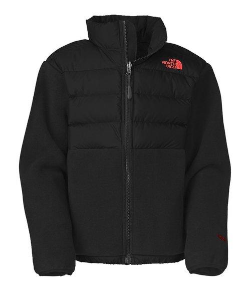 The North Face Boys Black Denali Down Jacket