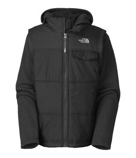 The North Face - Vesty Vest Fleece Hoodie