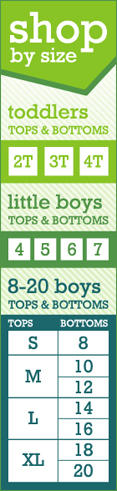 Shop by Size - Boys
