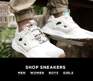 Shop Sneakers  at DrJays.com