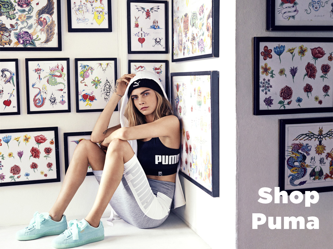 shop women's puma at drjays.com