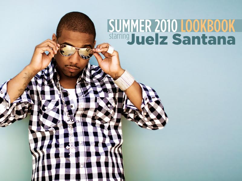 Juelz Santana at DrJays.com