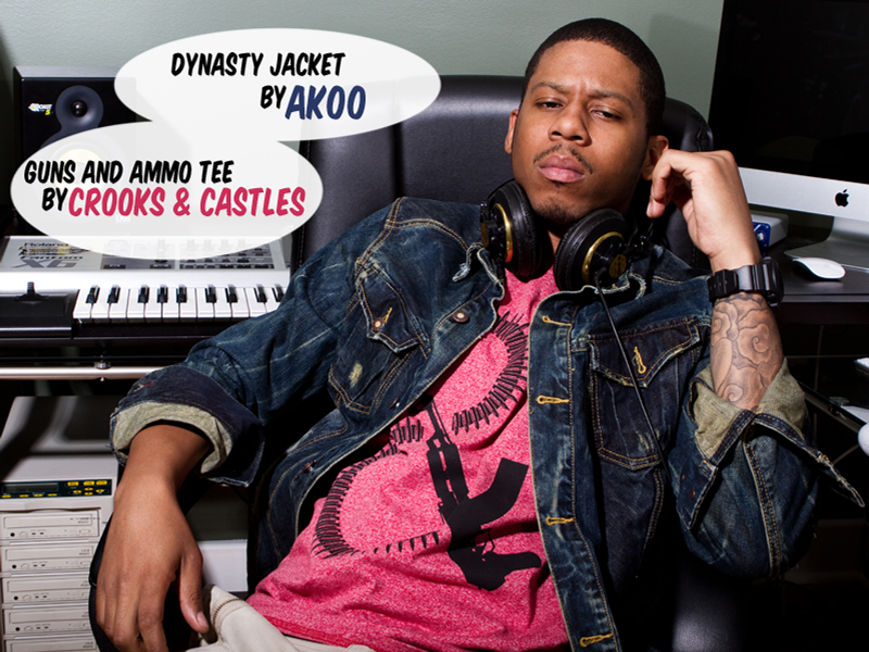 In the Studio with Vado