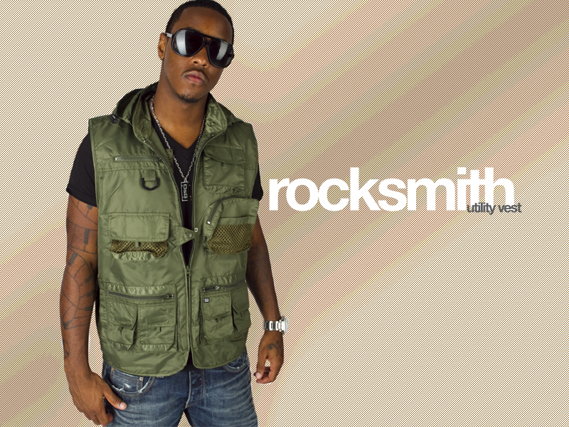Fall Exclusive Look Book with Jeremih (Def Jam Recording Artist)