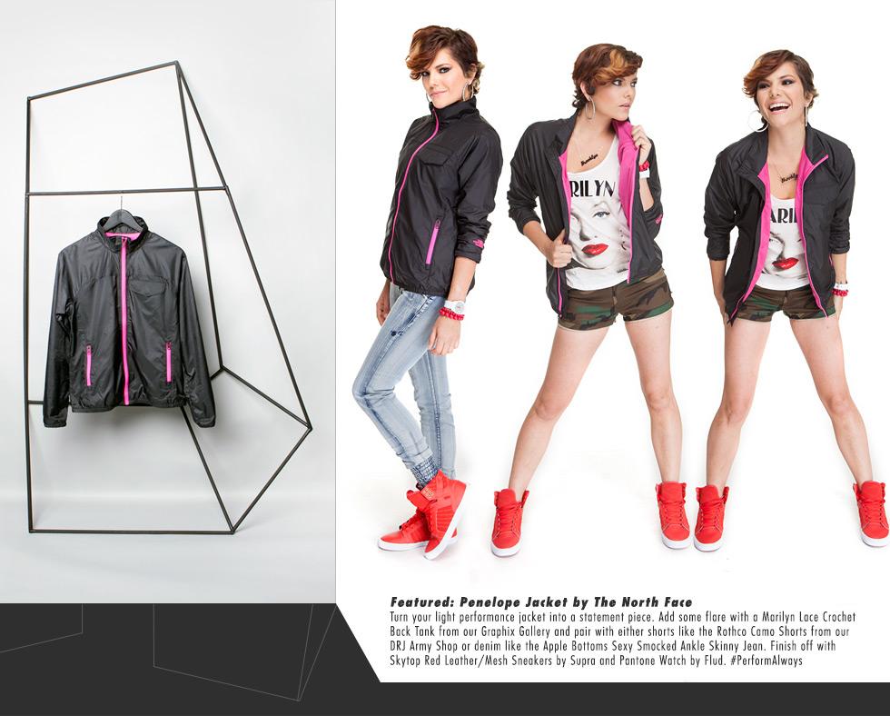 S/S Women's Lookbook 2013