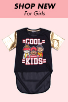 Girls New Arrivals at DrJays.com