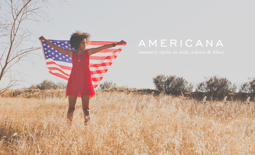 Americana Trend at DrJays.com