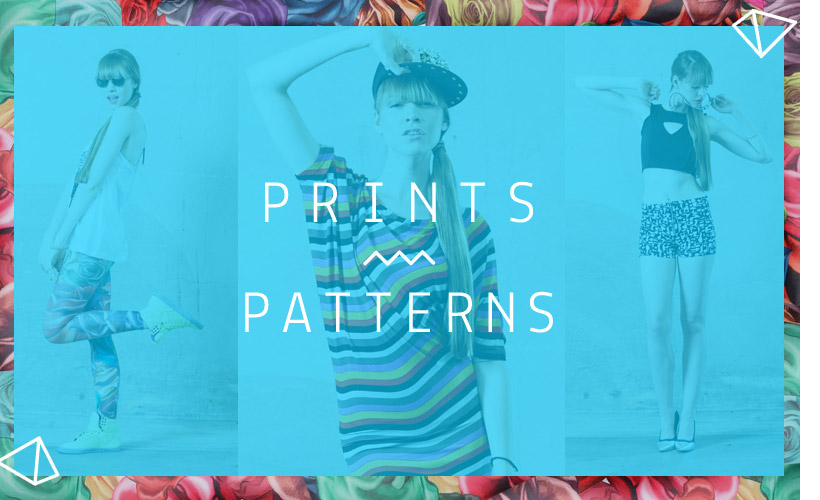 Prints and Patterns for Women at DrJays.com