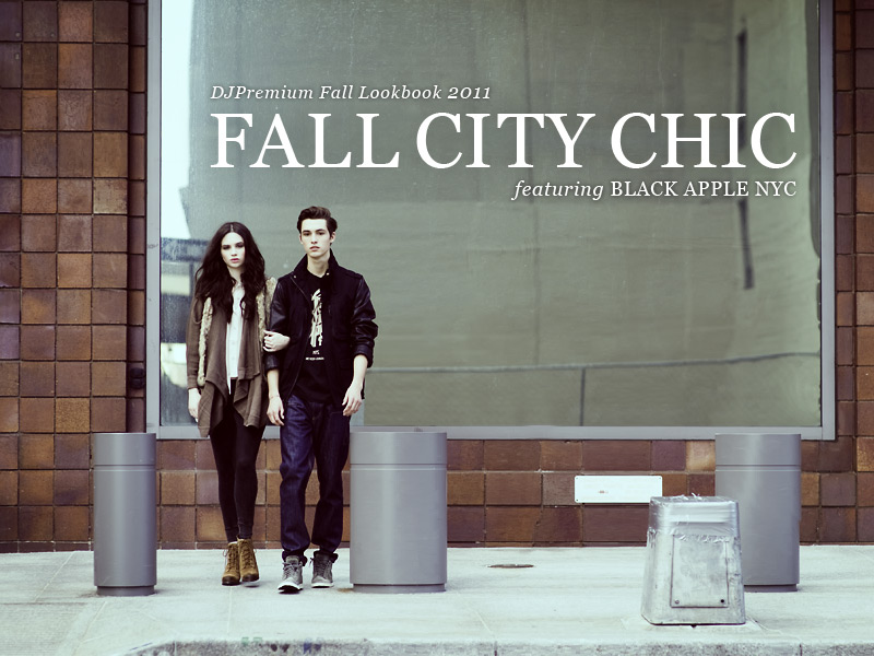 DJPremium's Fall City Chic