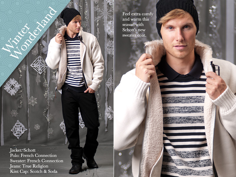 DJPremium's Holiday Lookbook 2011
