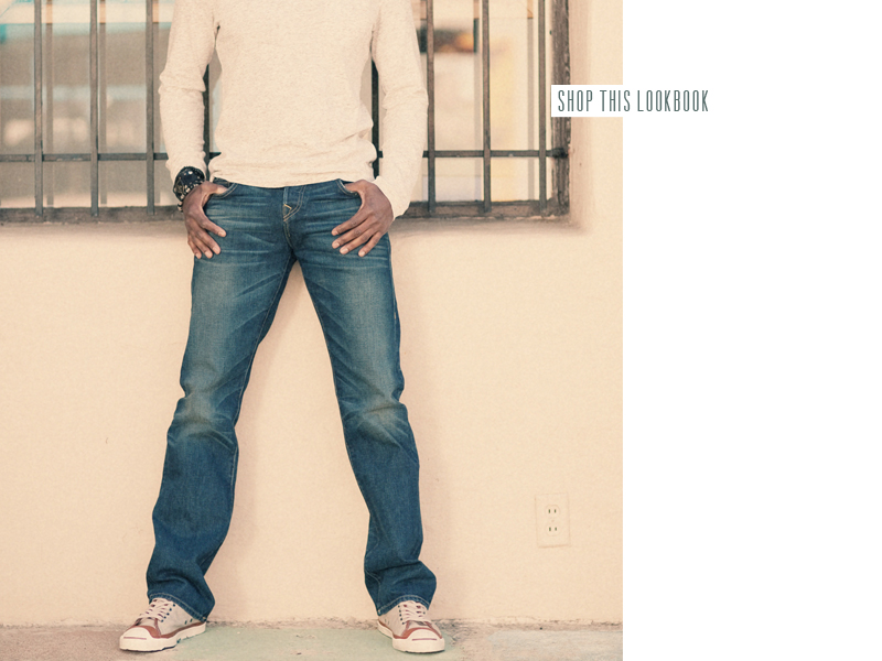 DJPremium's Men's Denim Spring 2012