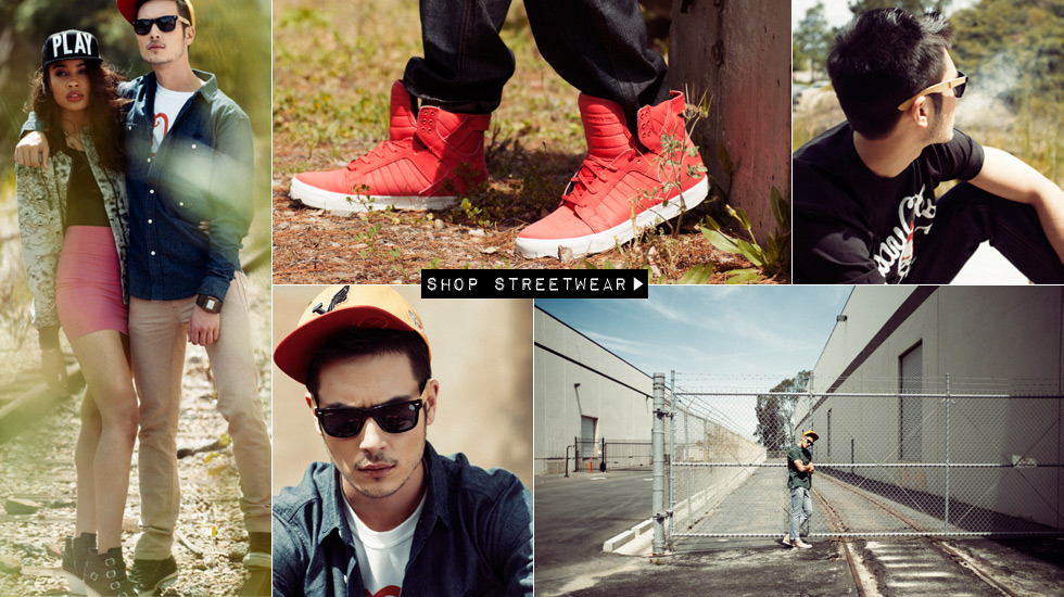 Mens Streetwear Lookbook